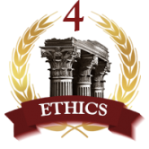 4 Hour Ethics Course Icon